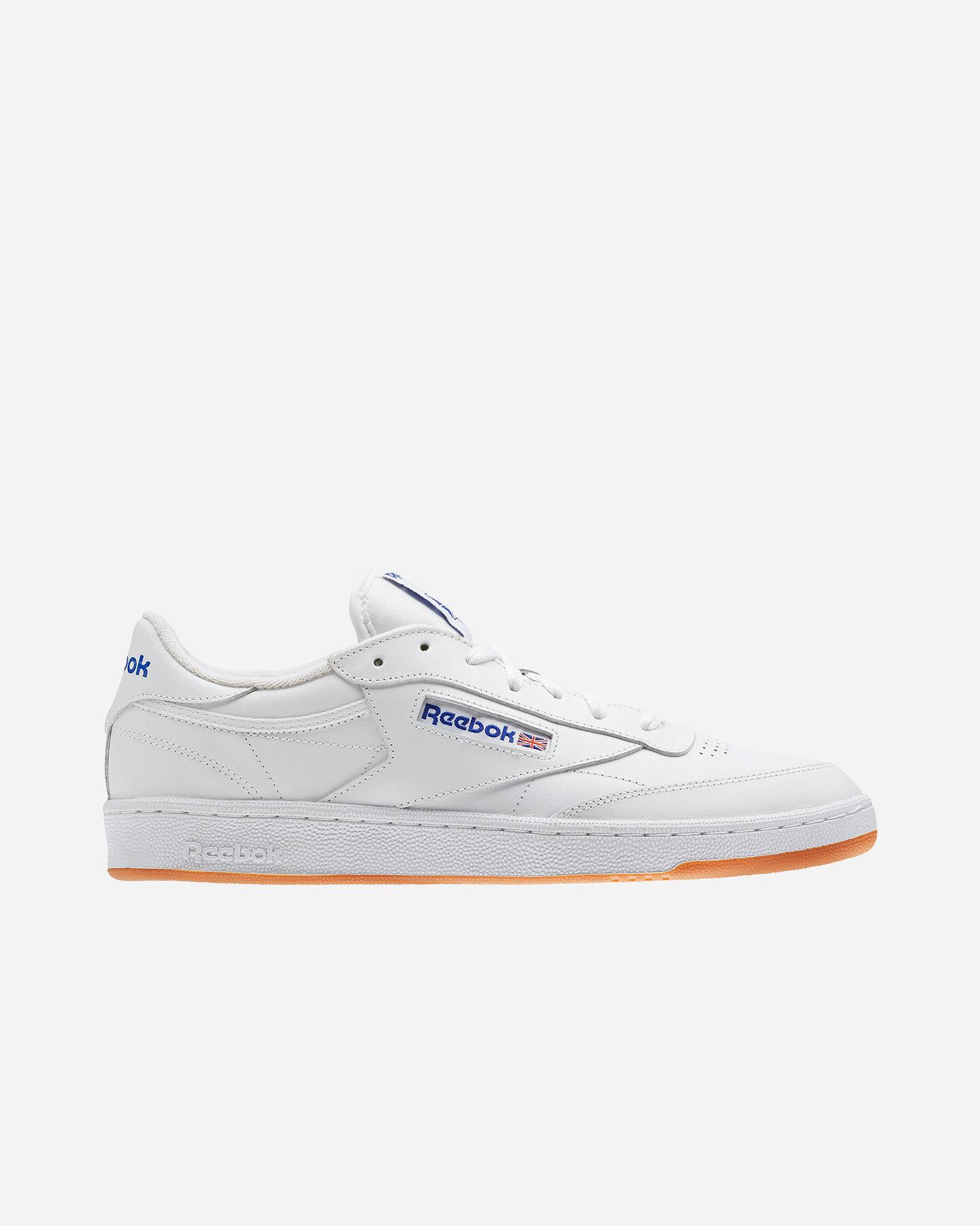 Scarpe sneakers REEBOK CLUB C 85 M S4034170 scatto 0