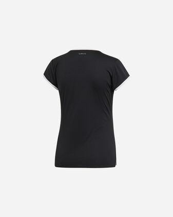 T-Shirt tennis ADIDAS 3 STRIPES CLUB W