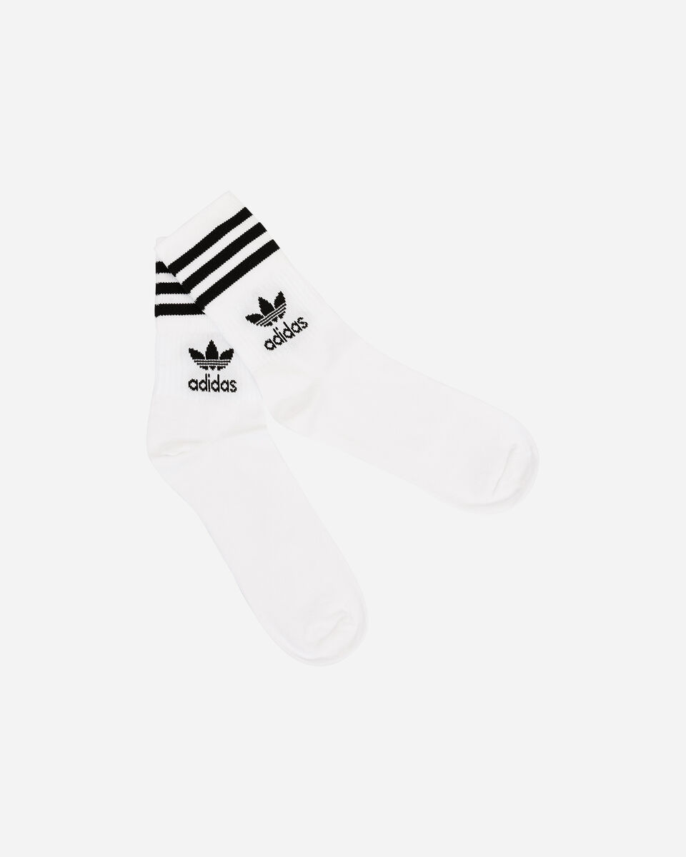 Calze ADIDAS 3PACK MID CUT SOLID CREW M S5210469 scatto 0