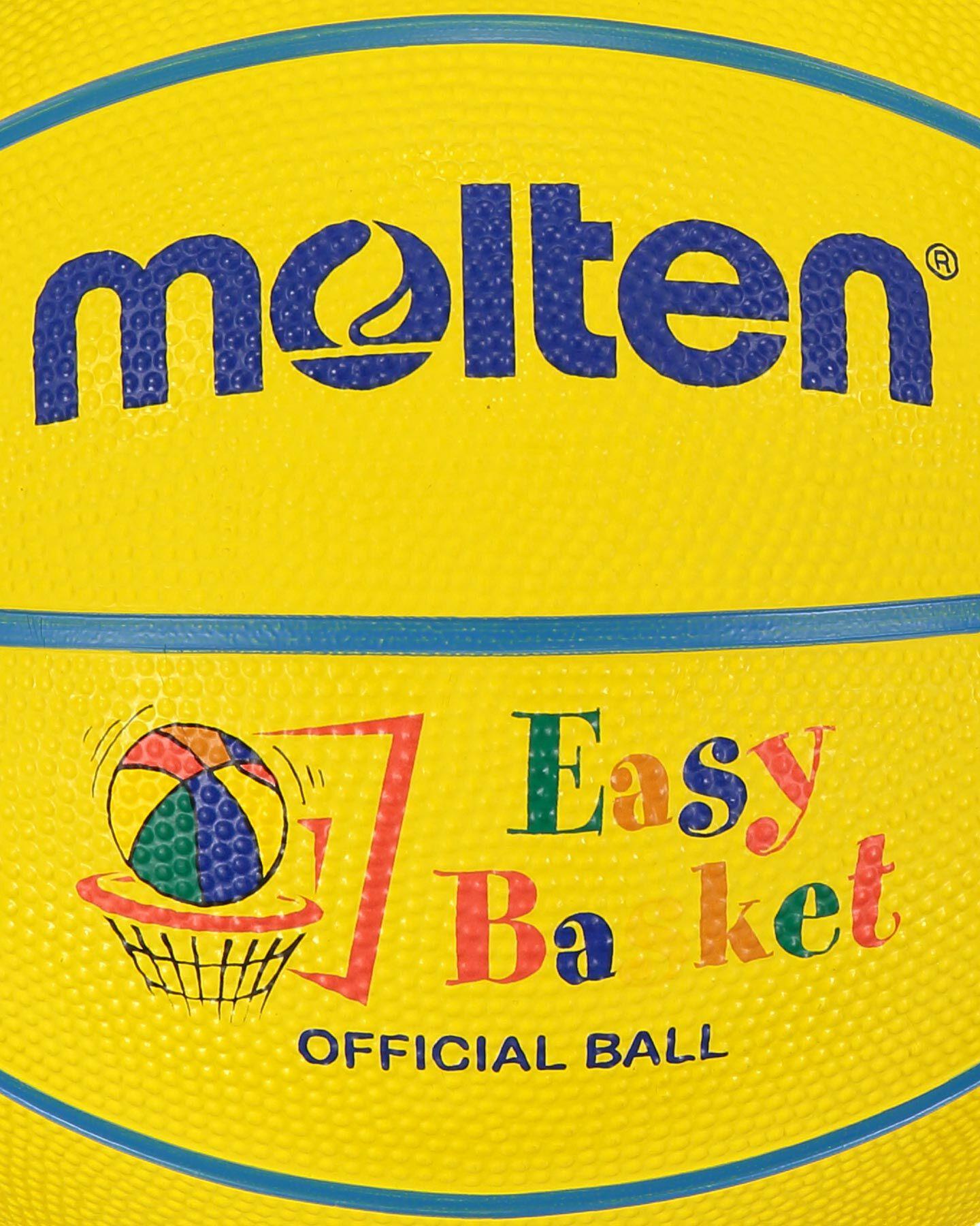 Pallone basket MOLTEN EASY BASKET S1262942|1|UNI scatto 2