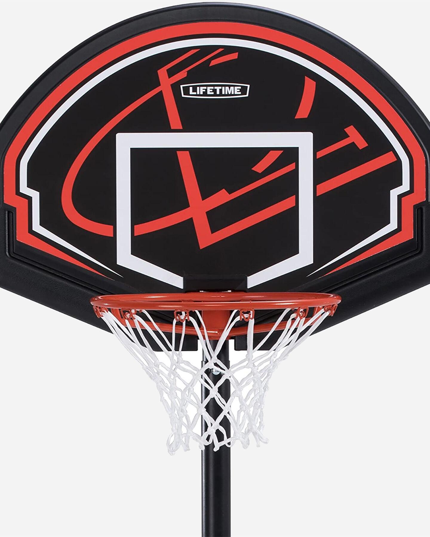 Attrezzatura basket LIFETIME IMPIANTO BASKET JR S2000549 896 - scatto 1
