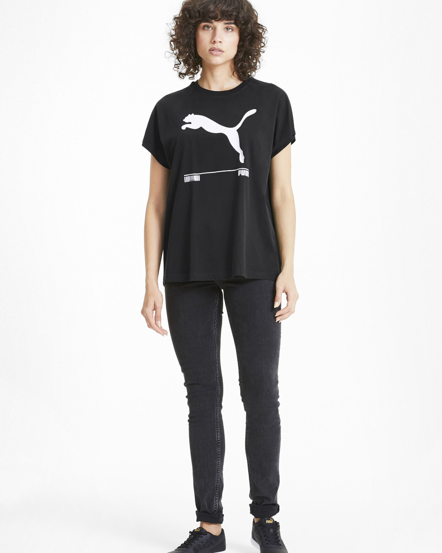 T-Shirt PUMA NU-TILITY W S5172794 scatto 4