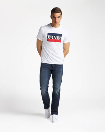 T-Shirt LEVI'S LOGO GRAPHIC M