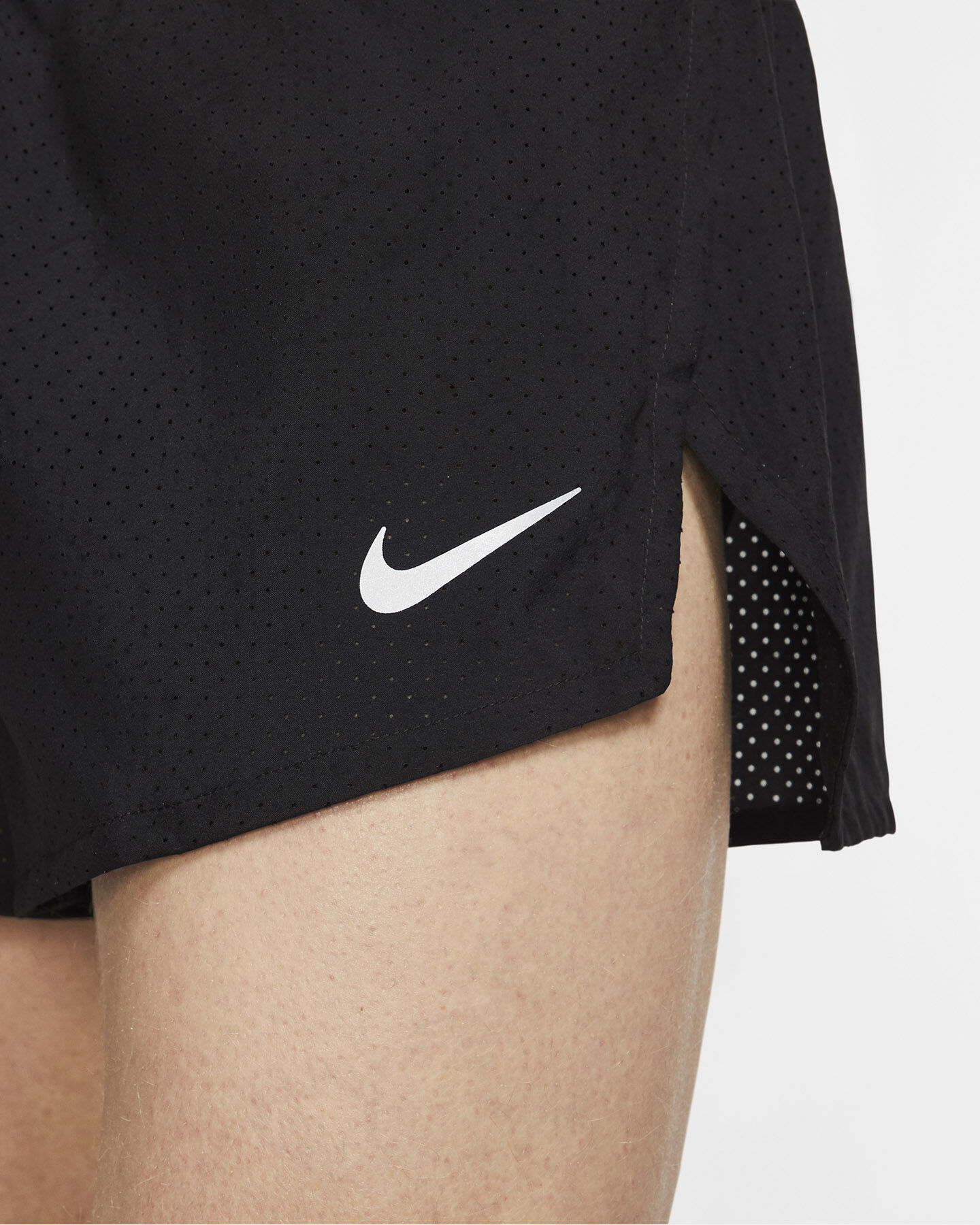 Short running NIKE FAST 2IN M S5196212 scatto 4