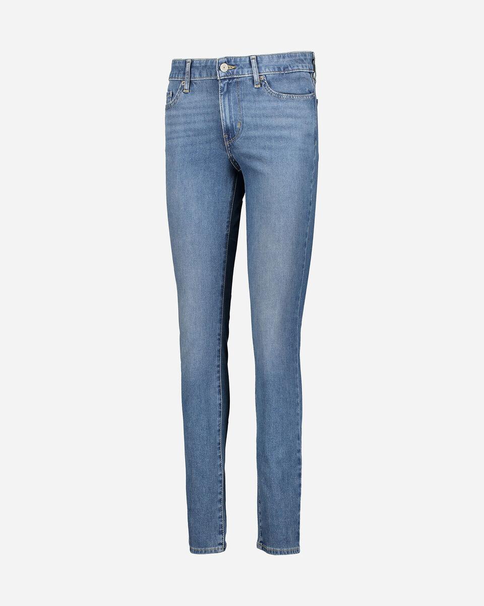 Jeans LEVI'S 711 SKINNY W S4077781 scatto 4