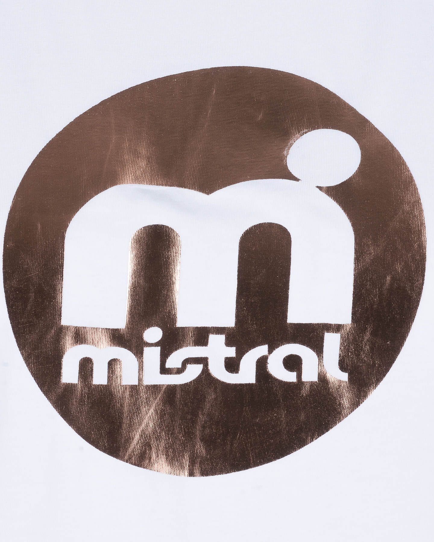 T-Shirt MISTRAL LOGO W S4074078 scatto 2