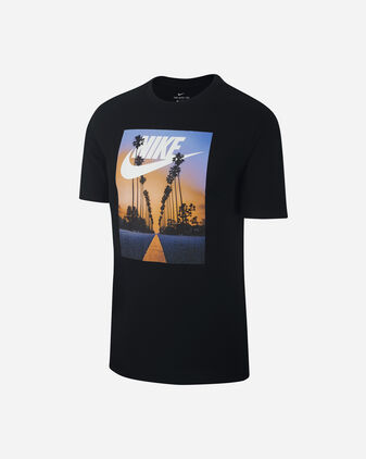 T-Shirt NIKE SUNSET PALM M