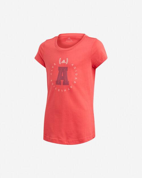 T-Shirt ADIDAS ATHLETICS CLUB GRAPHIC JR
