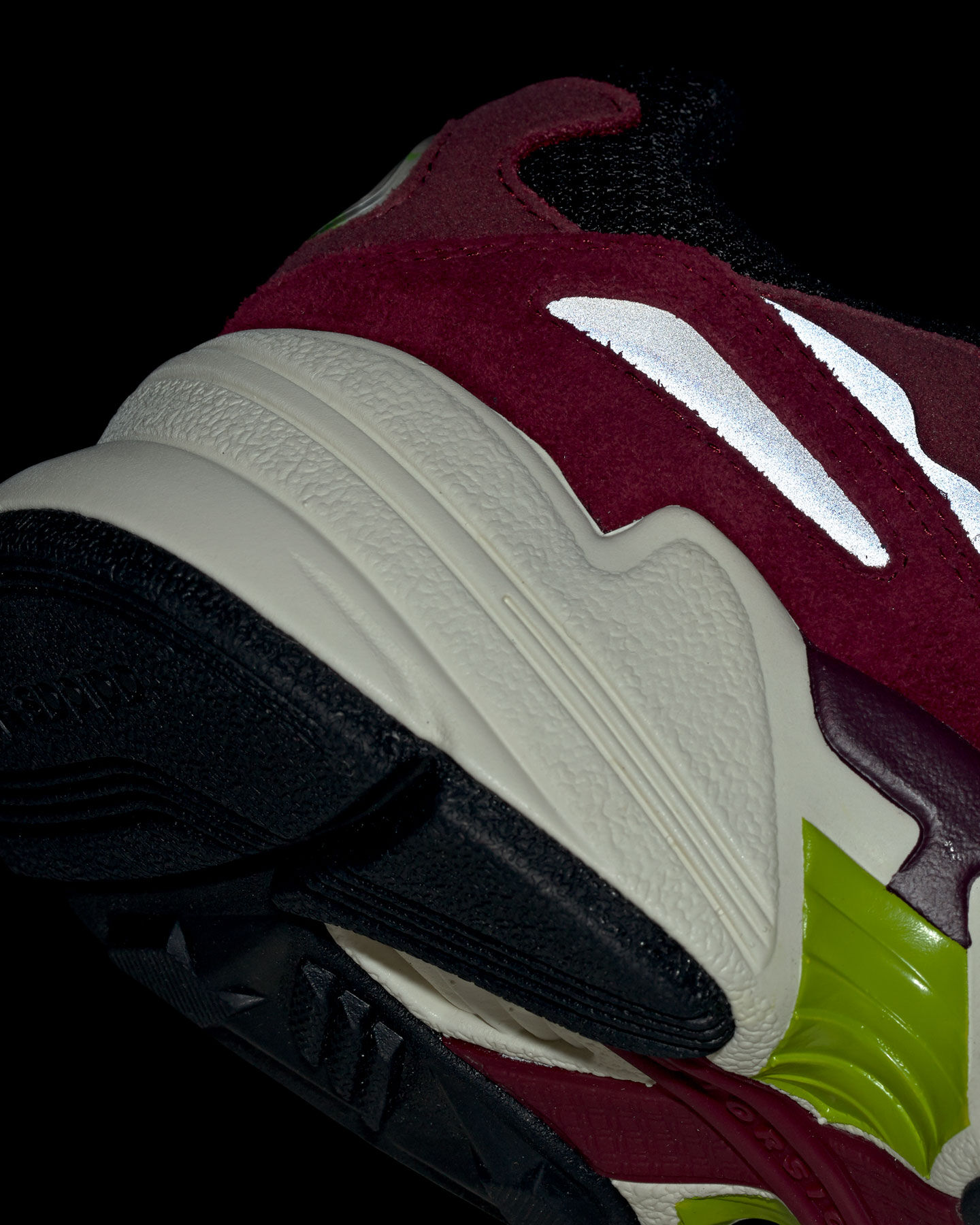 Scarpe sneakers ADIDAS YUNG 96 GS JR S5069026 scatto 3