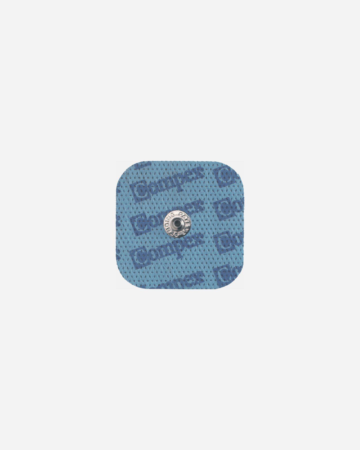 Accessorio elettrostimolatore COMPEX SNAPS PICCOLI 5X5 S0437927 1 UNI scatto 0