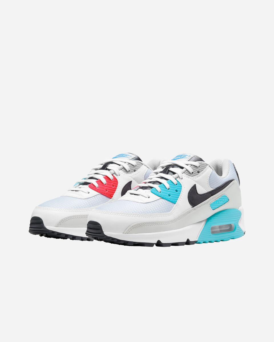 Scarpe sneakers NIKE AIR MAX 90 M S5270418 scatto 1