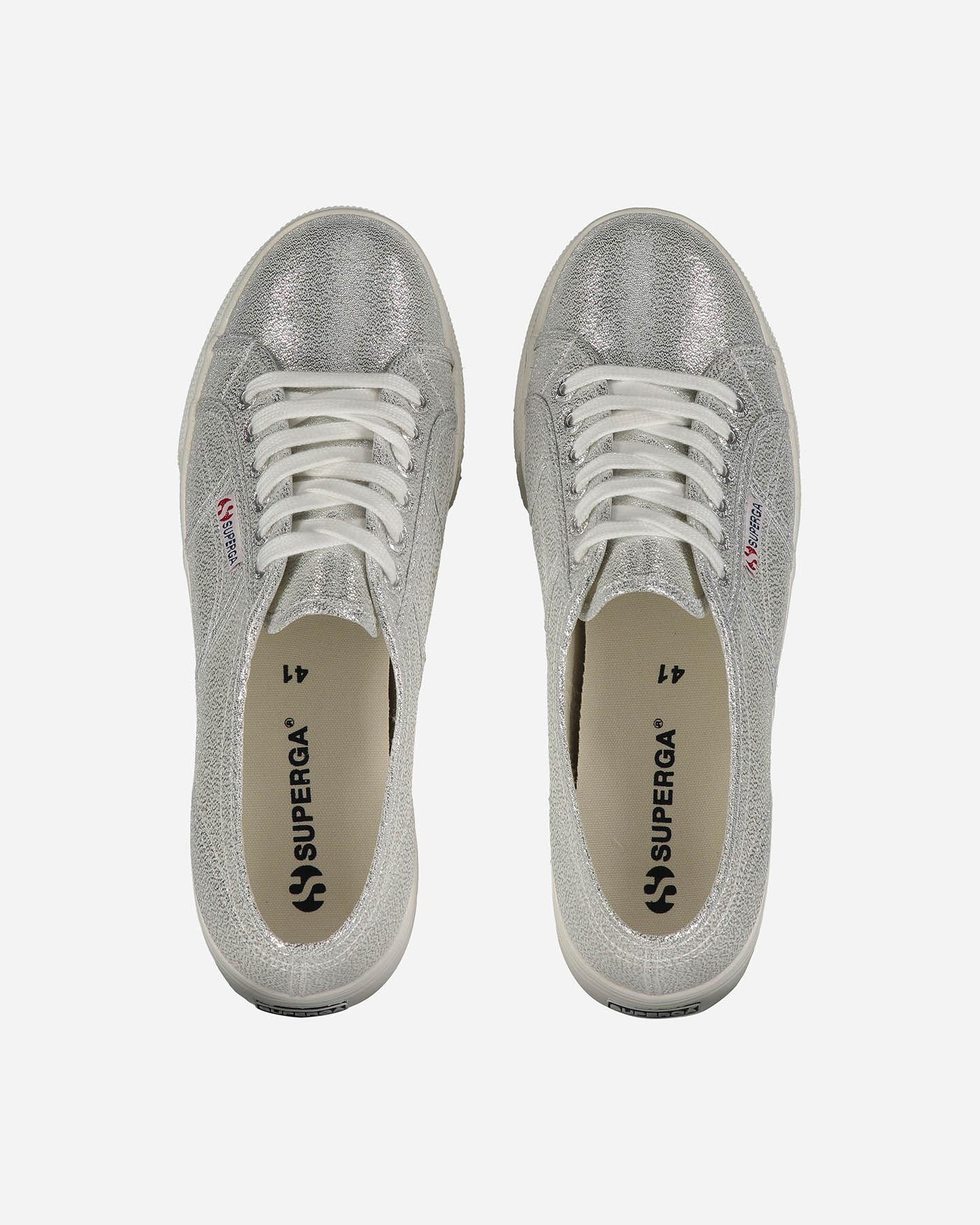Scarpe sneakers SUPERGA 2790 LAME W S4010575 scatto 3