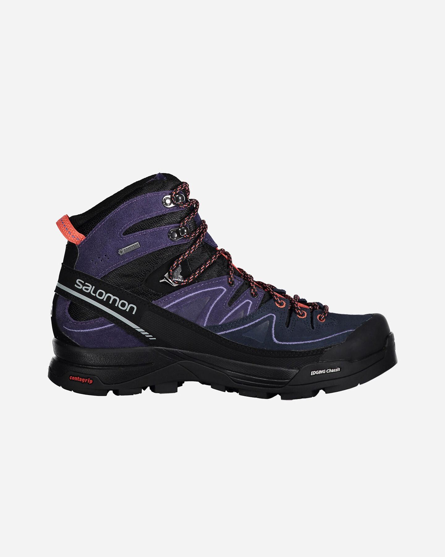 Scarpe escursionismo SALOMON X ALP MID GTX W S4010230 scatto 0