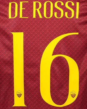 Accessorio calcio STILSCREEN STAMPA DE ROSSI 16 JR