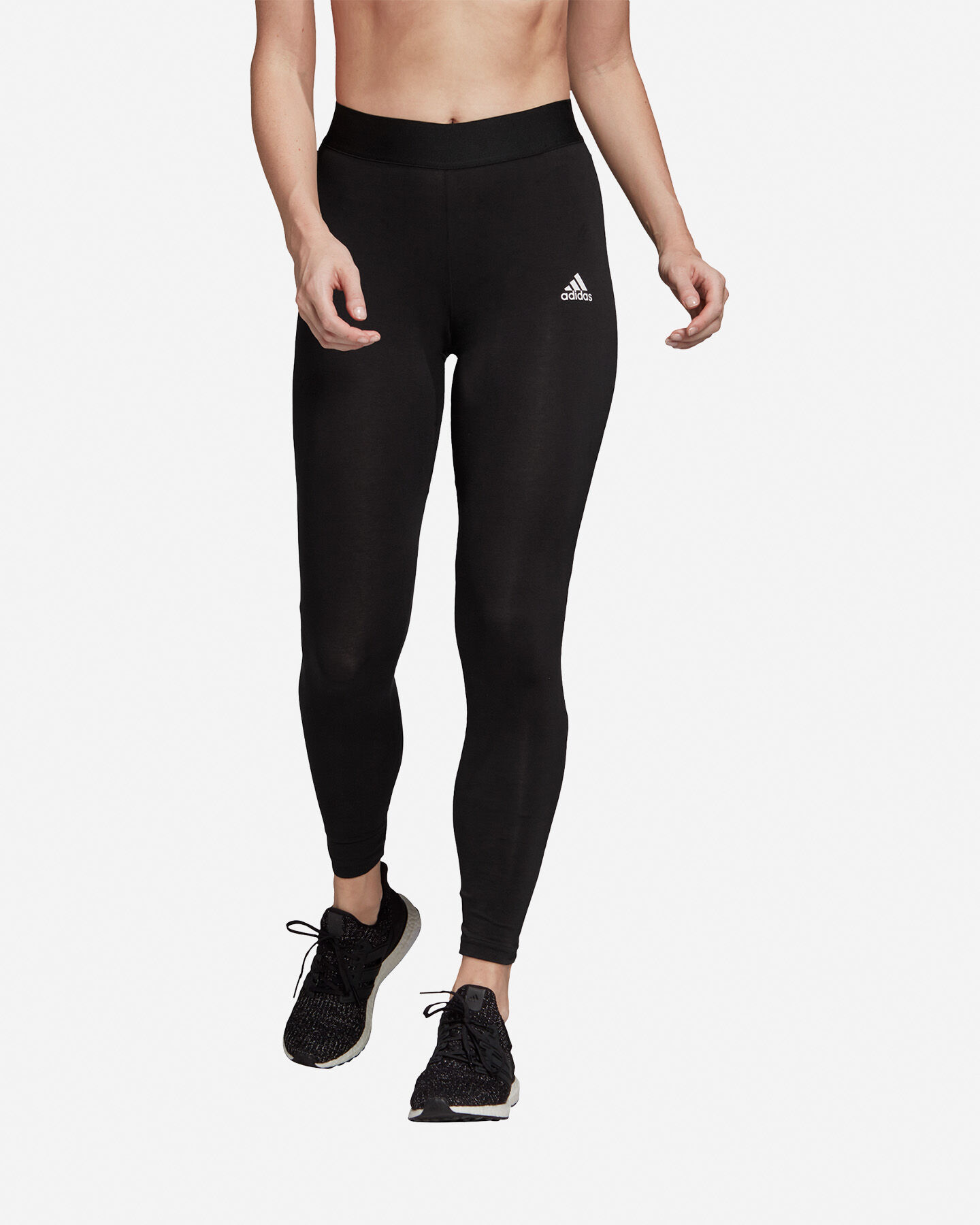 Leggings ADIDAS 3-STRIPES COTTON W S5153931 scatto 2