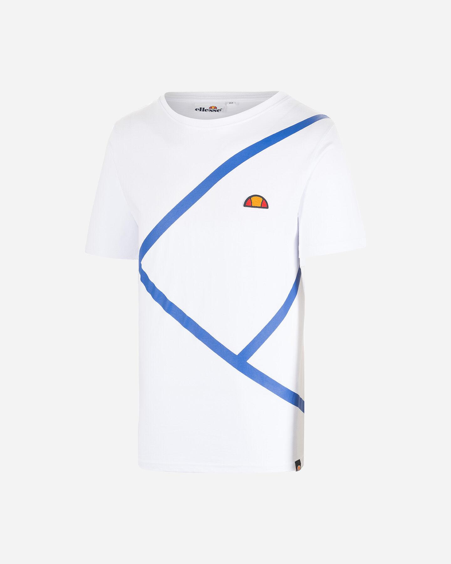 T-Shirt ELLESSE RIMINI TENNIS M S4087809 scatto 5