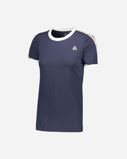 T-Shirt training REEBOK TRAINING ESSENTIALS LINEAR LOGO W