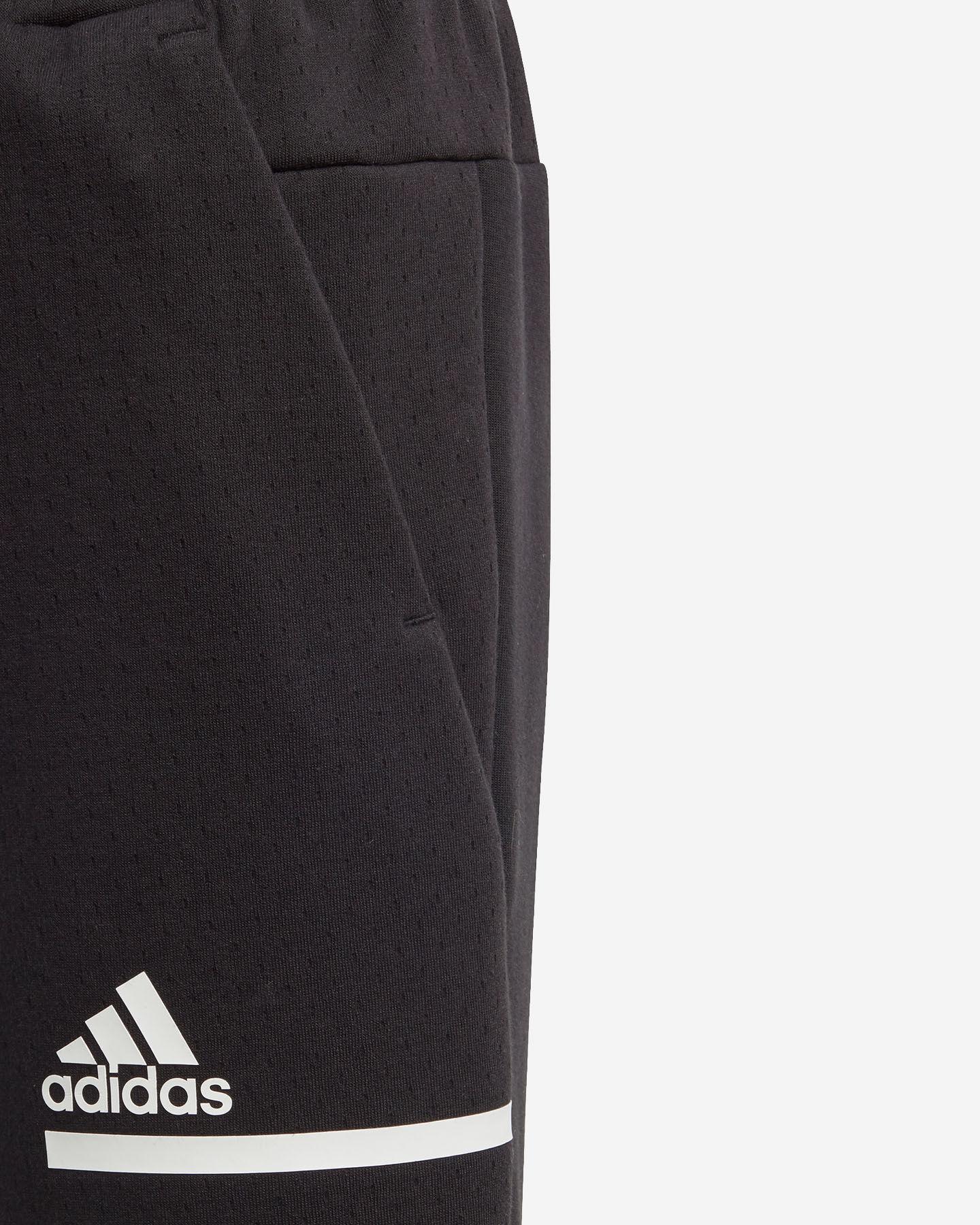 Pantalone ADIDAS ZONE  JR S5228126 scatto 3