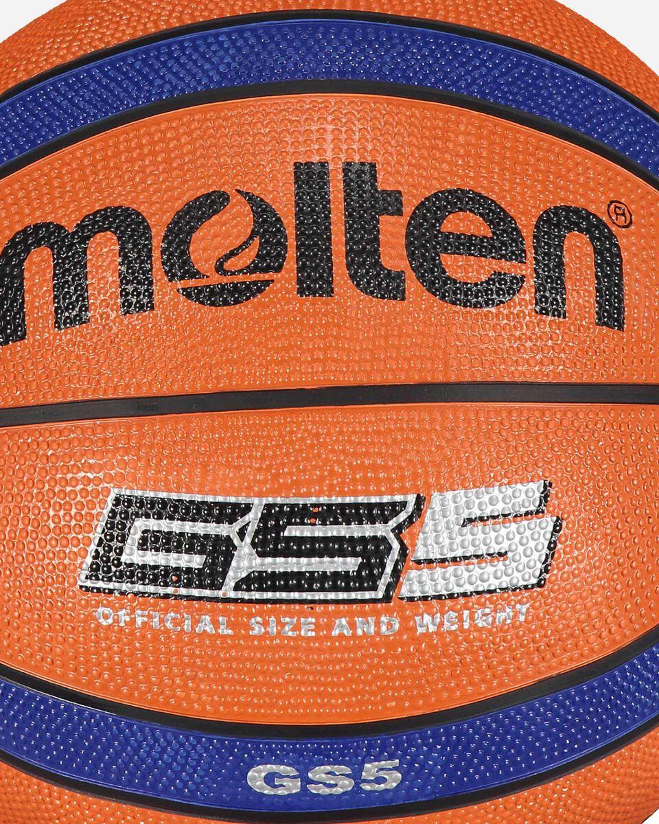 Pallone basket MOLTEN BGS5 SZ5 S4071271|OB|SZ.5 scatto 1