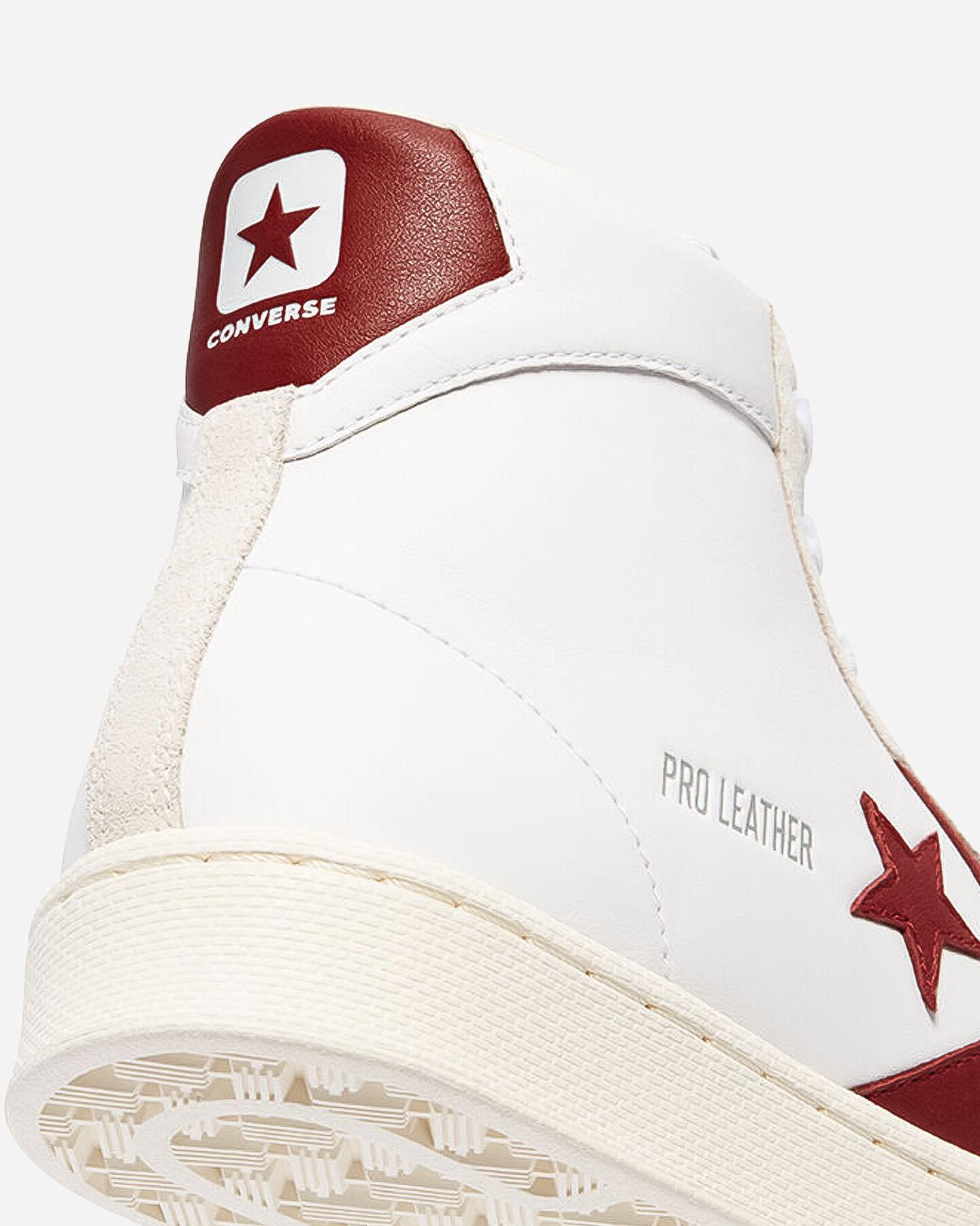 Scarpe sneakers CONVERSE PRO LEATHER M S5282508 scatto 5