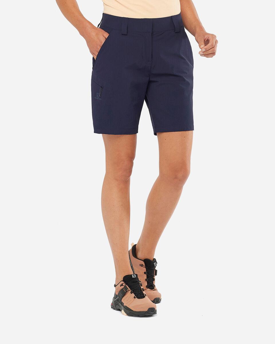 Pantaloncini SALOMON WAYFARER W S5288499 scatto 1