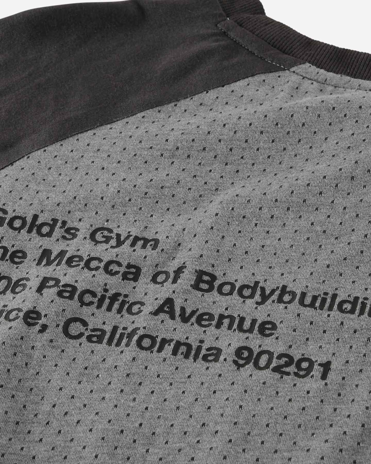 T-Shirt PUMA GOLD'S GYM M S5197190 scatto 3