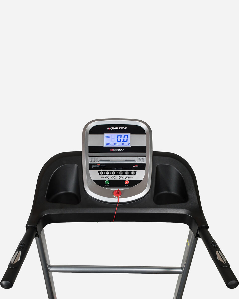 Tapis roulant CARNIELLI GYMSTAR TD 1200S S4031139|1|UNI scatto 2