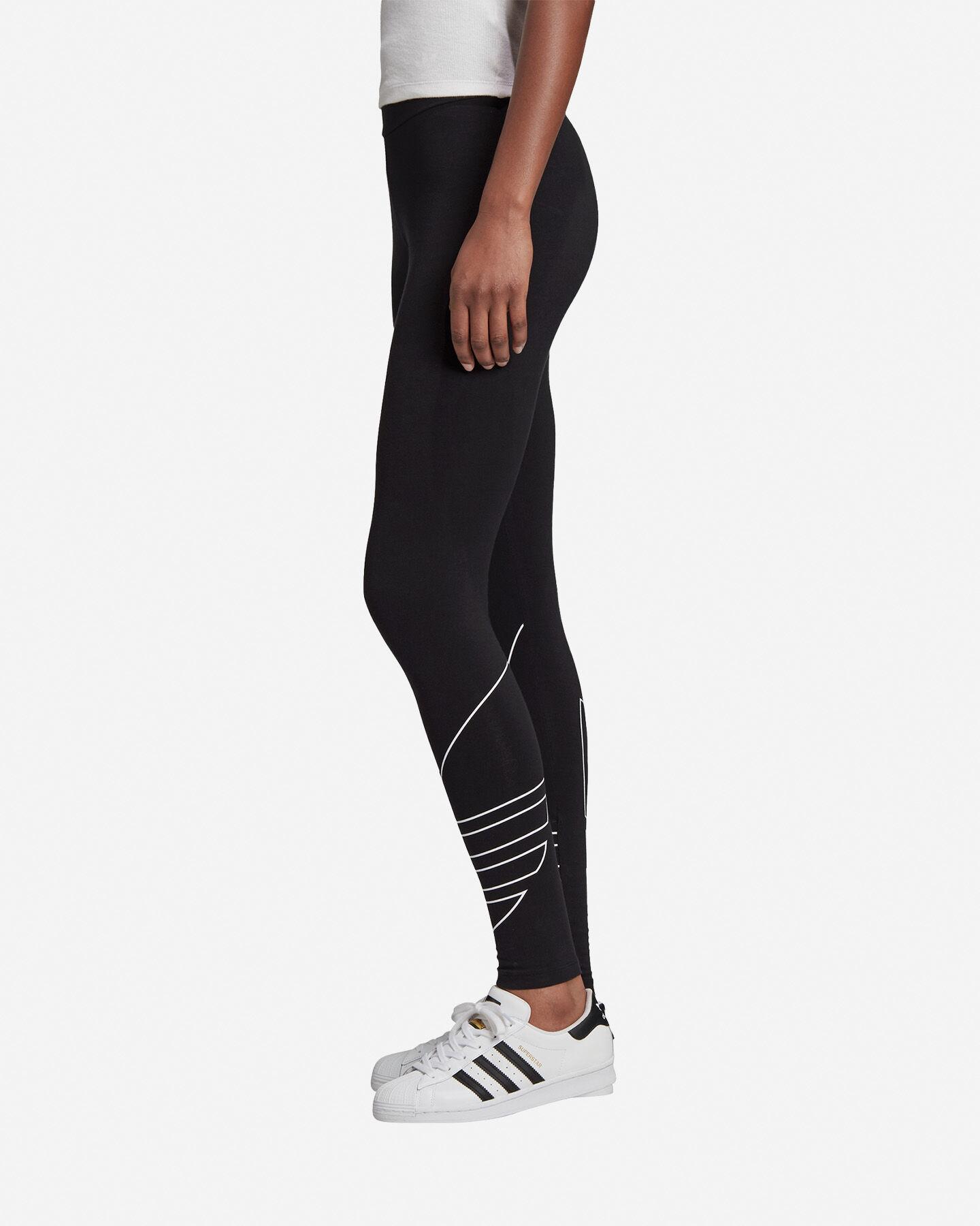 Jeans ADIDAS ORIGINALS BIG TREFOIL W S5210138 scatto 3