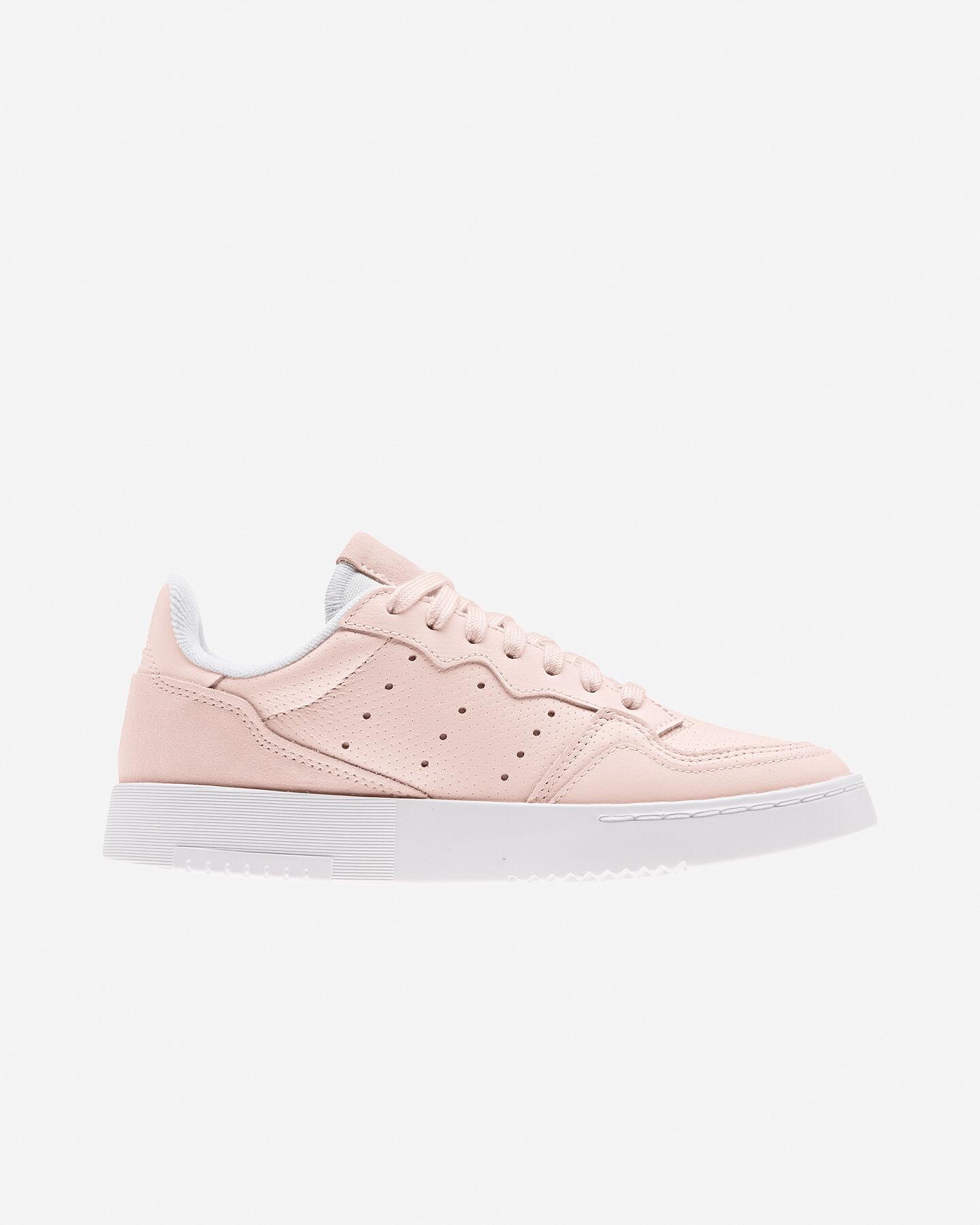 Scarpe sneakers ADIDAS SUPERCOURT GS JR S5069274 scatto 0