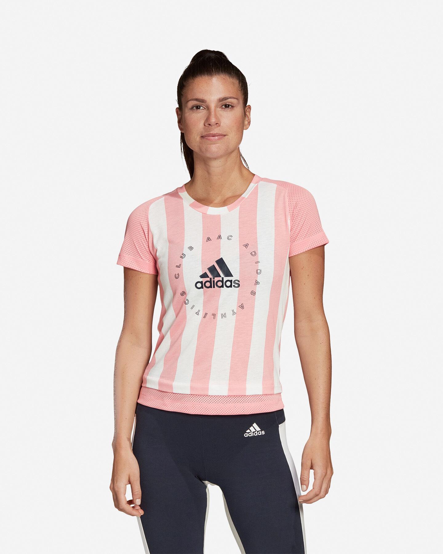 T-Shirt ADIDAS JSTRETCH W S5154183 scatto 2