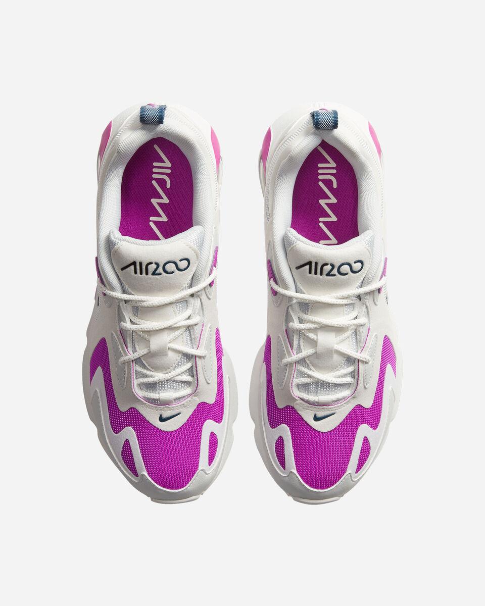Scarpe sneakers NIKE AIR MAX 200 W S5162238 scatto 3