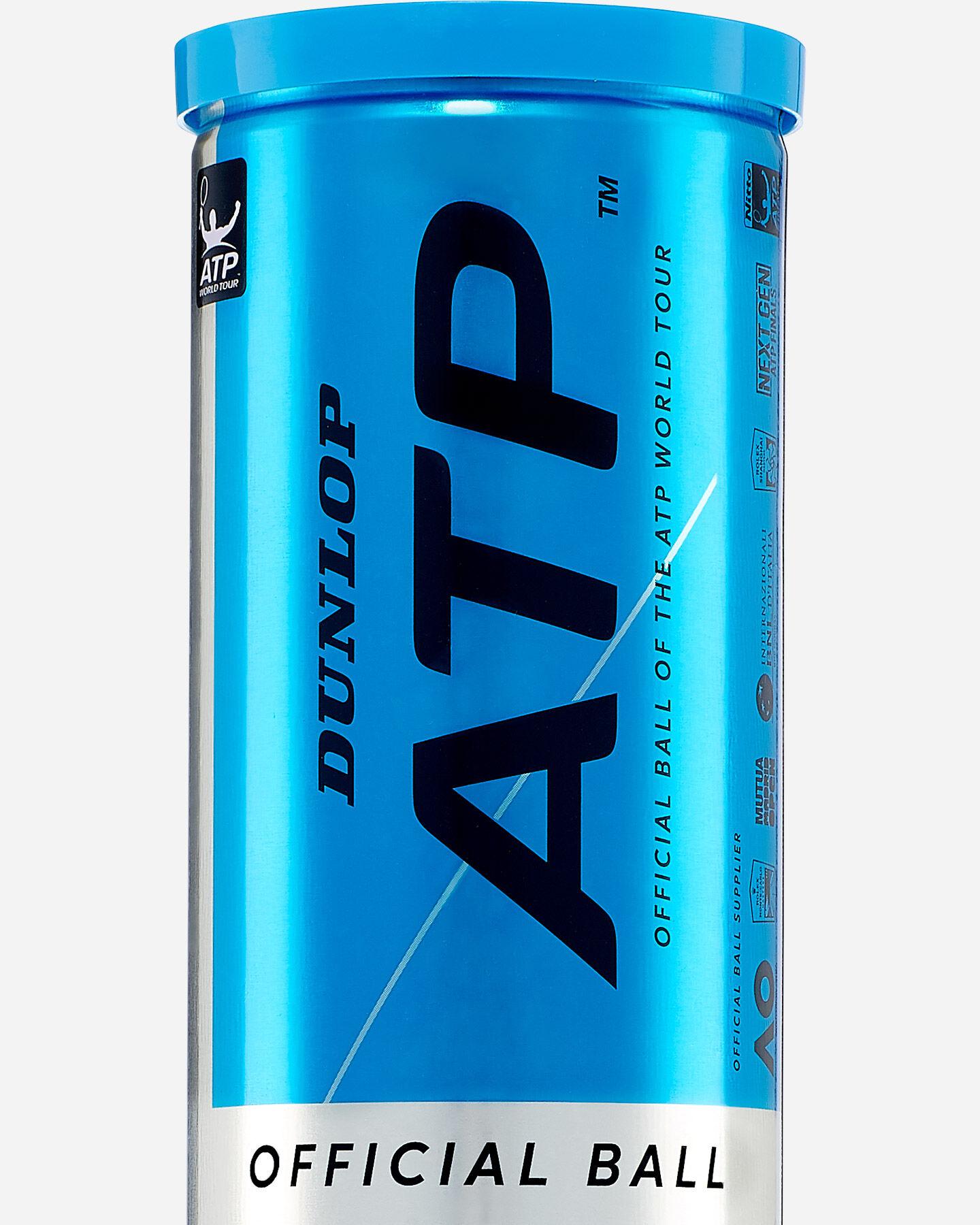 Palle tennis DUNLOP ATP S5141570 UNI UNI scatto 1