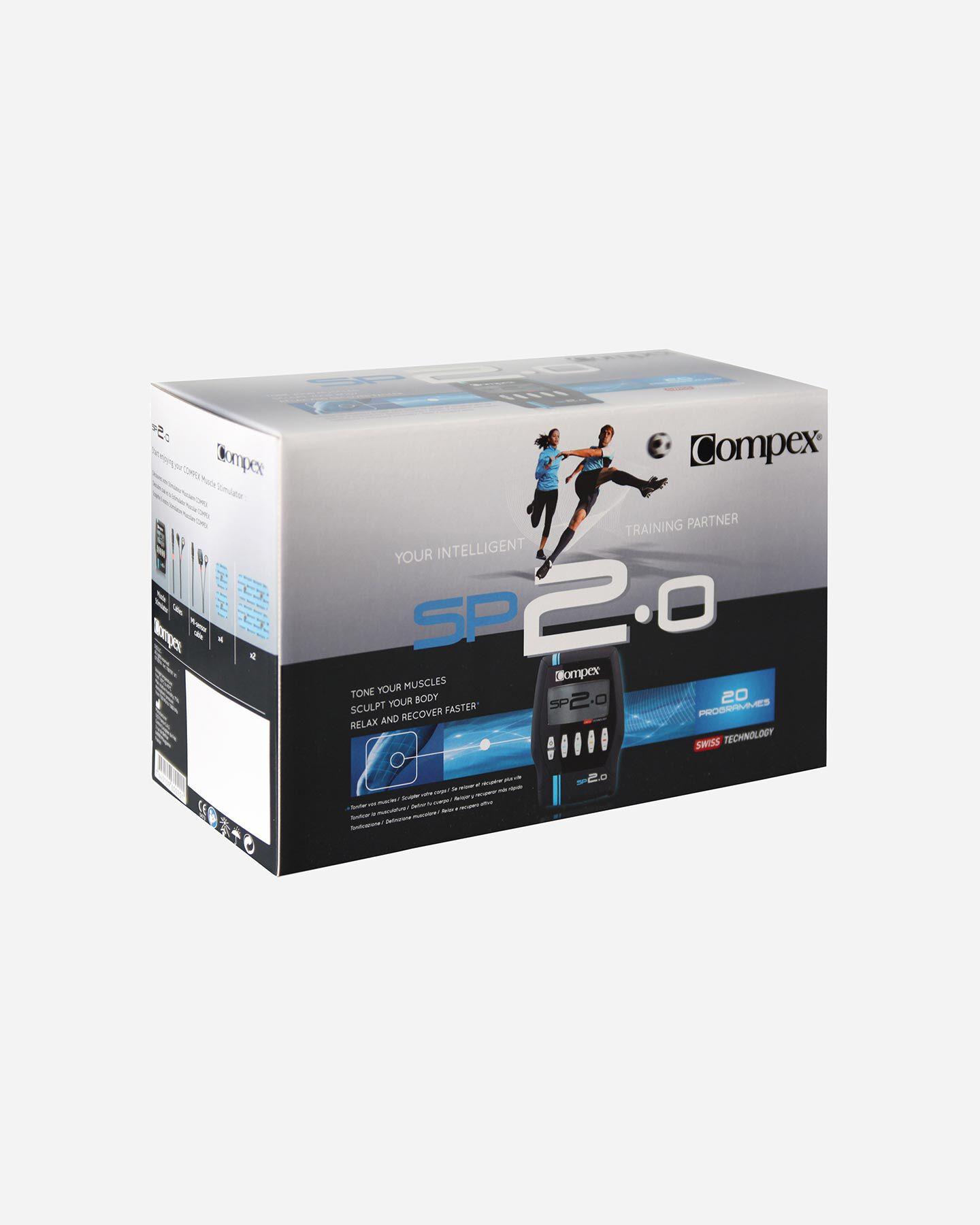 Elettrostimolatore COMPEX SP 2.0 S1296247 1 UNI scatto 1