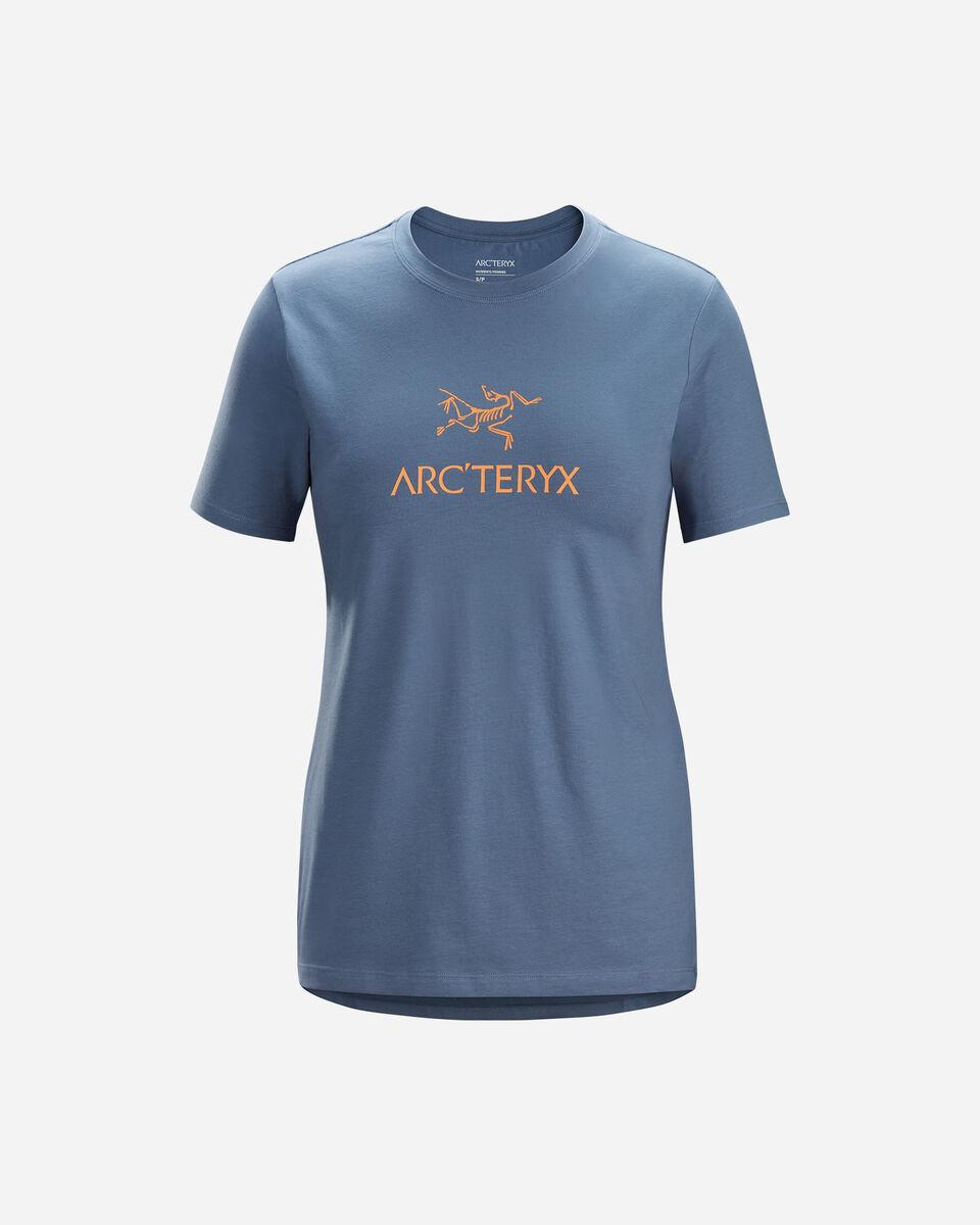 T-Shirt ARC'TERYX ARC'WORLD W S4075239 scatto 0