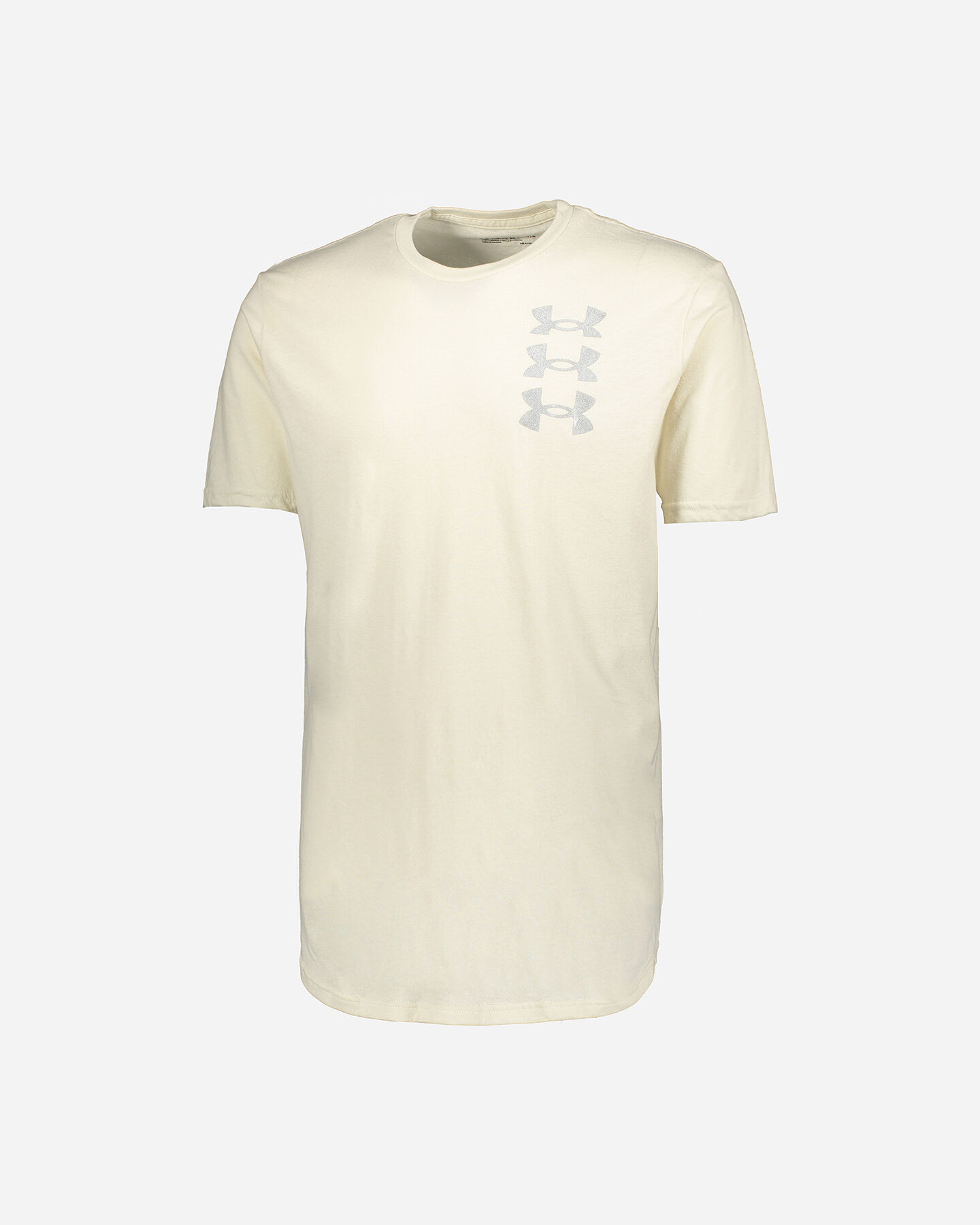 T-Shirt training UNDER ARMOUR TRIPLE STACK LOGO  M S5229683 scatto 0