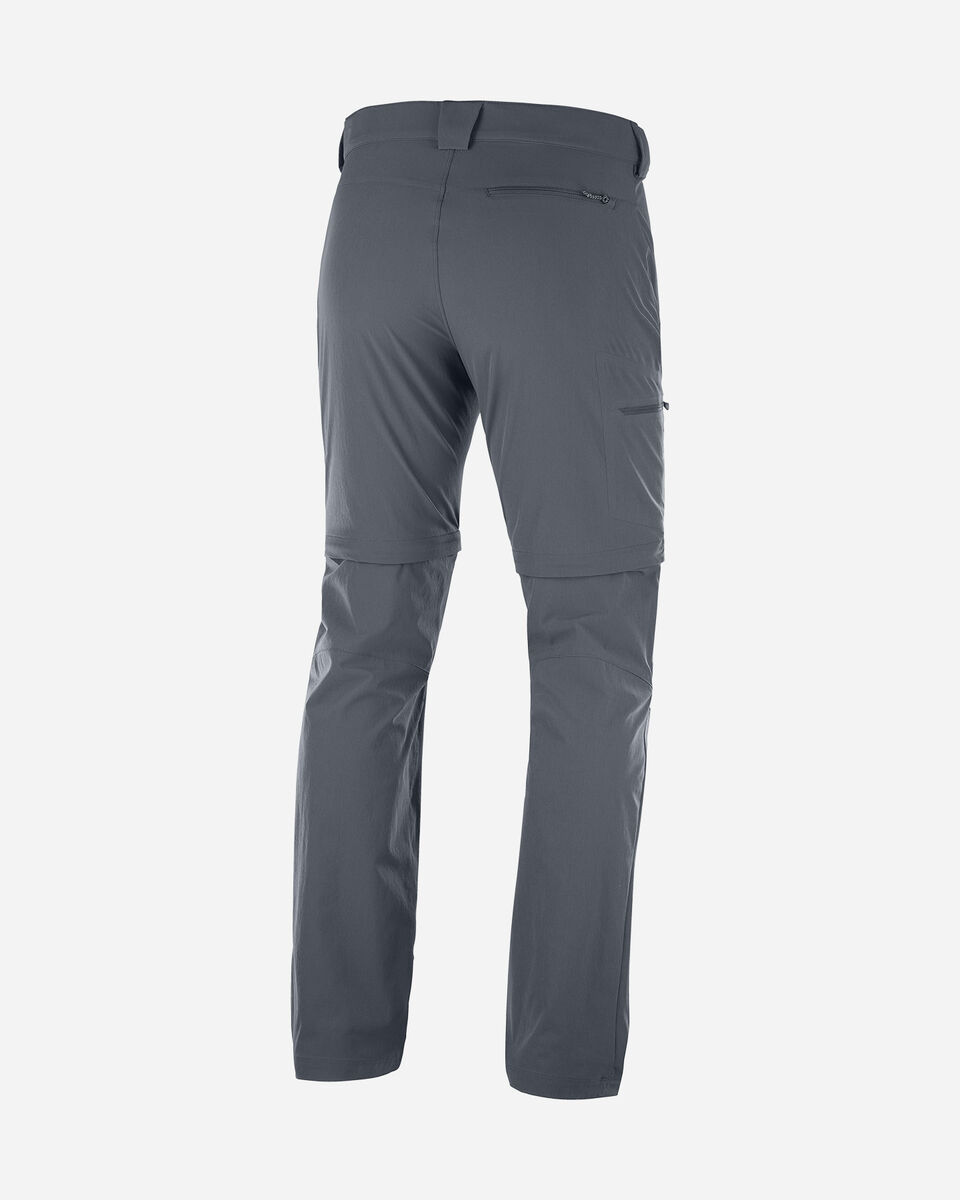 Pantalone outdoor SALOMON WAYFARER ZIP M S5173951 scatto 2