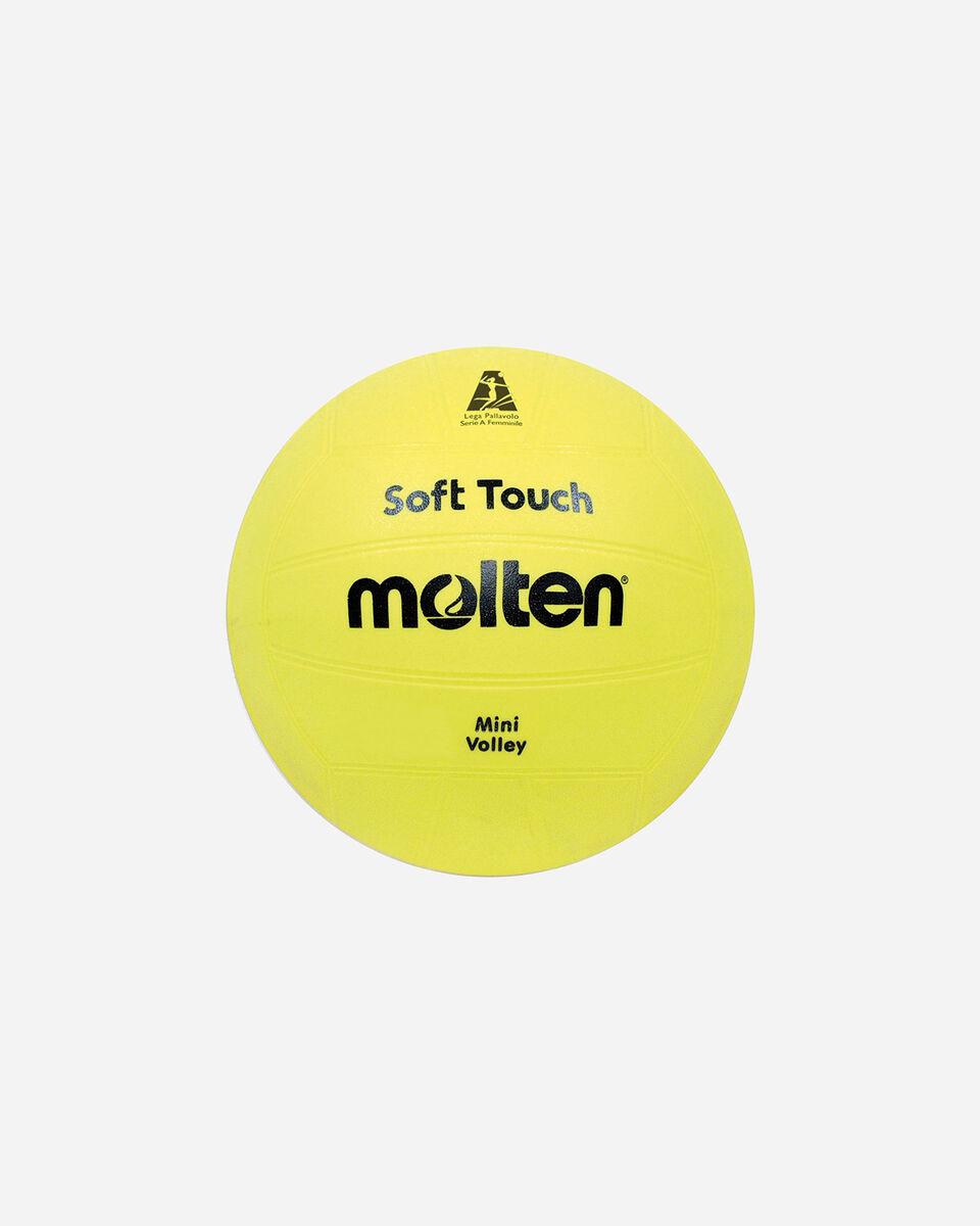 Pallone volley MOLTEN MINIVOLLEY SOFT TOUCH S0104212 9999 UNI scatto 0