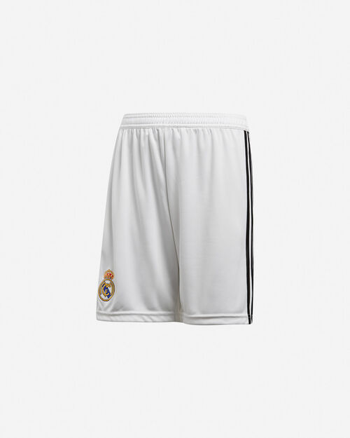 Pantaloncini calcio ADIDAS REAL MADRID HOME 18-19 JR