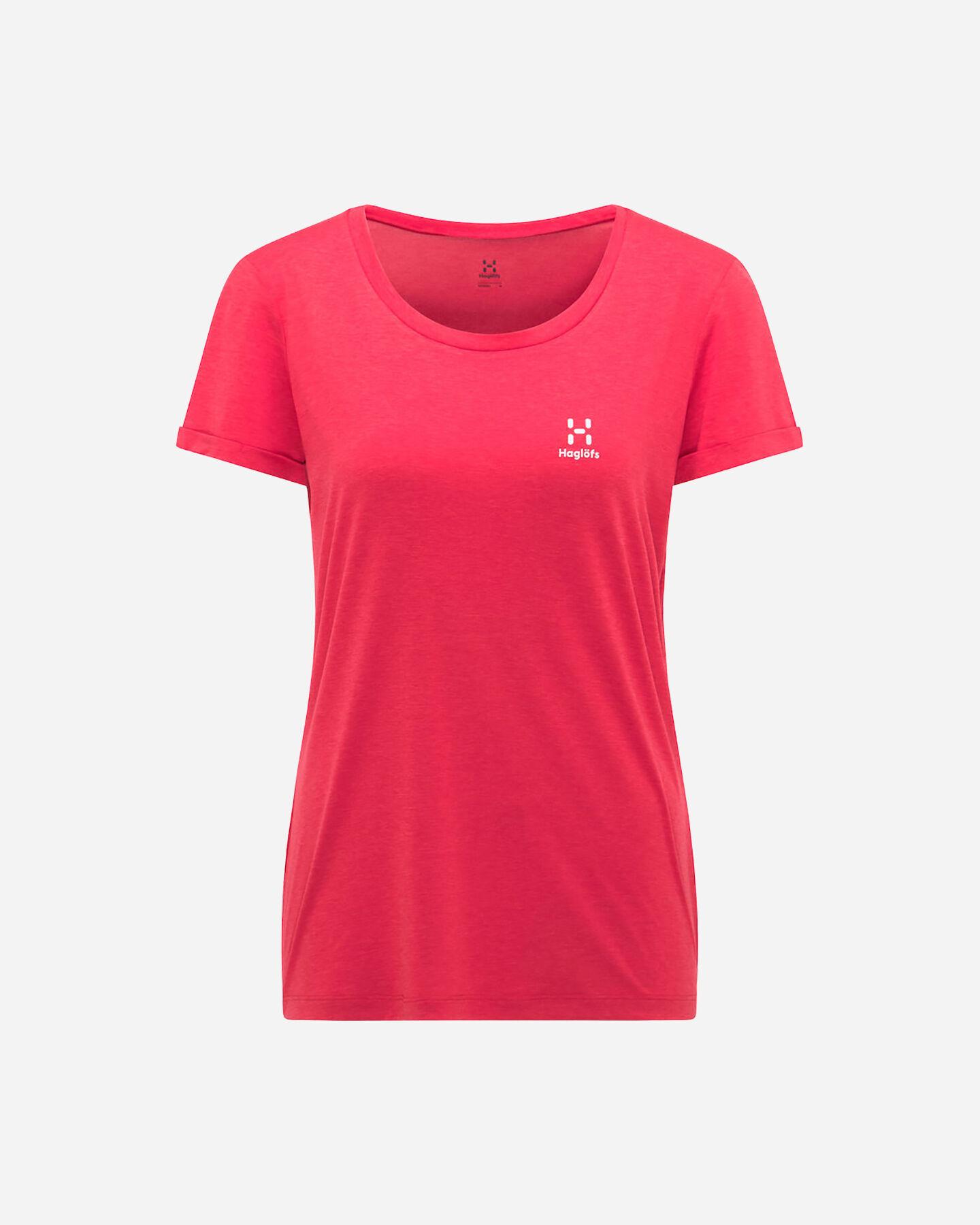 T-Shirt HAGLOFS RIDGE HIKE W S4089643 scatto 0