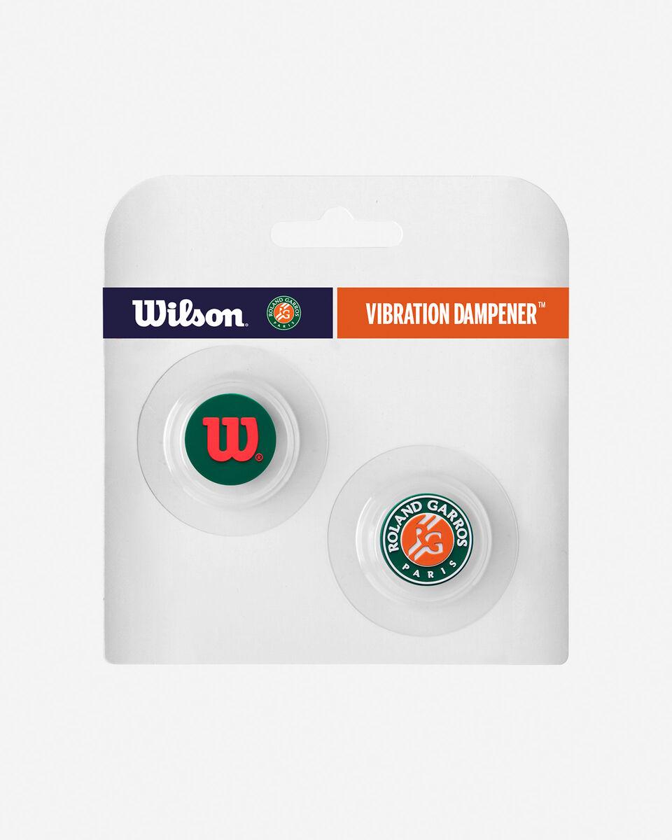 Accessorio tennis WILSON ROLAND GARROS S5191535 UNI NS scatto 0