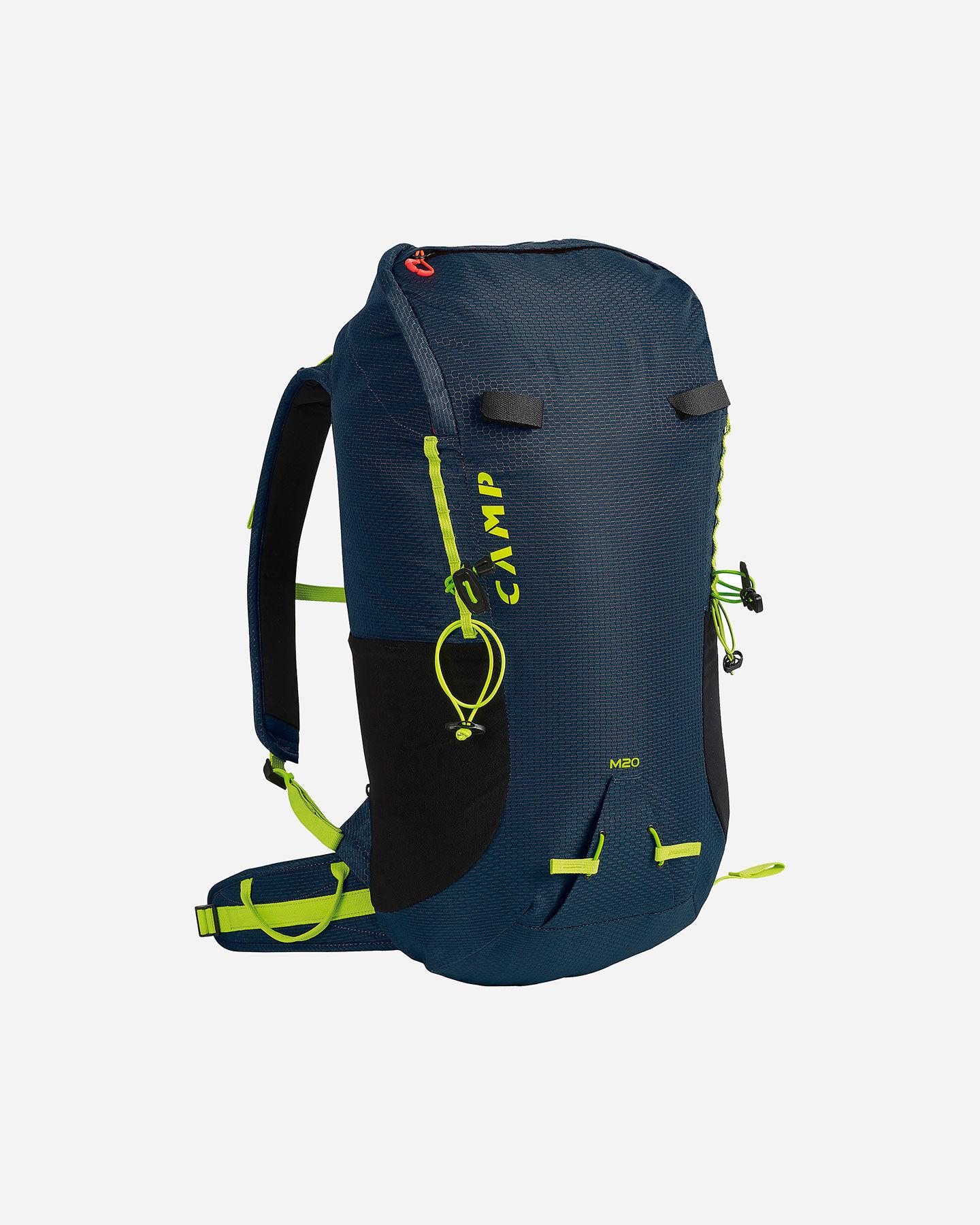Zaino alpinismo CAMP ZAINO CAMP M20 20L 2918 S4081630|UNI|UNI scatto 0