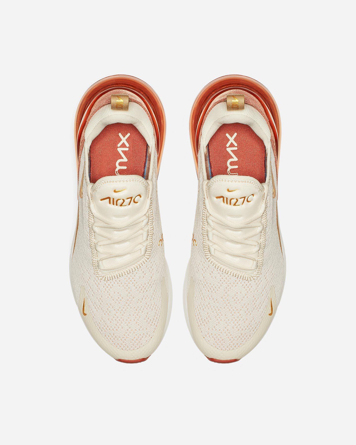 Scarpe sneakers NIKE AIR MAX 270 W S2010489 scatto 3