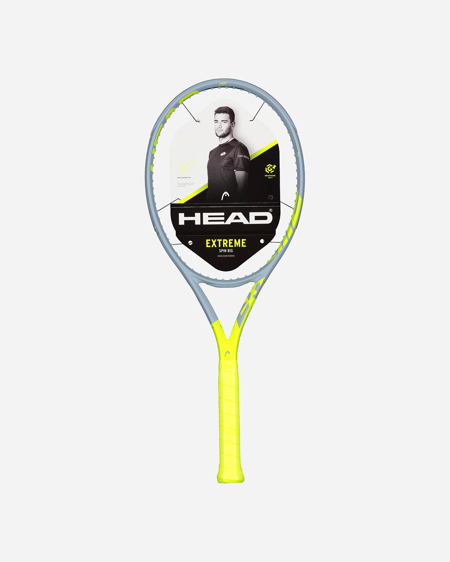 Telaio tennis HEAD TELAIO HEAD GRAPHENE 360+ EXTREME MP 300GR S5303119 scatto 0