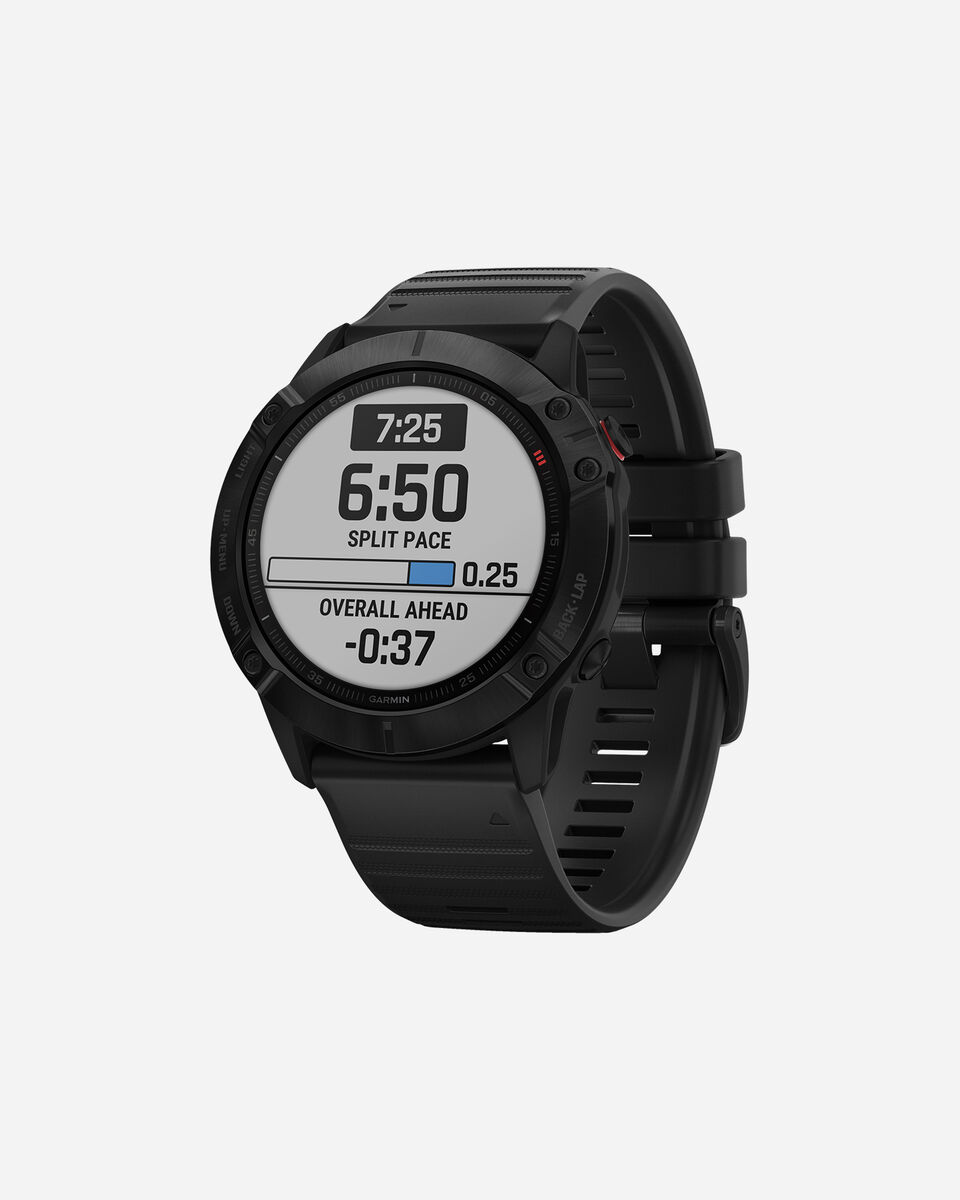 Orologio multifunzione GARMIN FENIX 6X PRO S4076553|01|UNI scatto 1