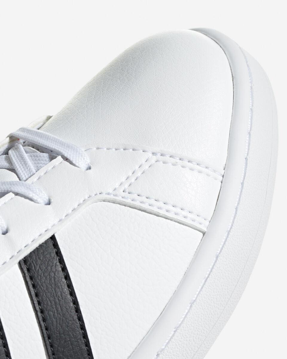 Scarpe sneakers ADIDAS GRAND COURT S4057049 scatto 3