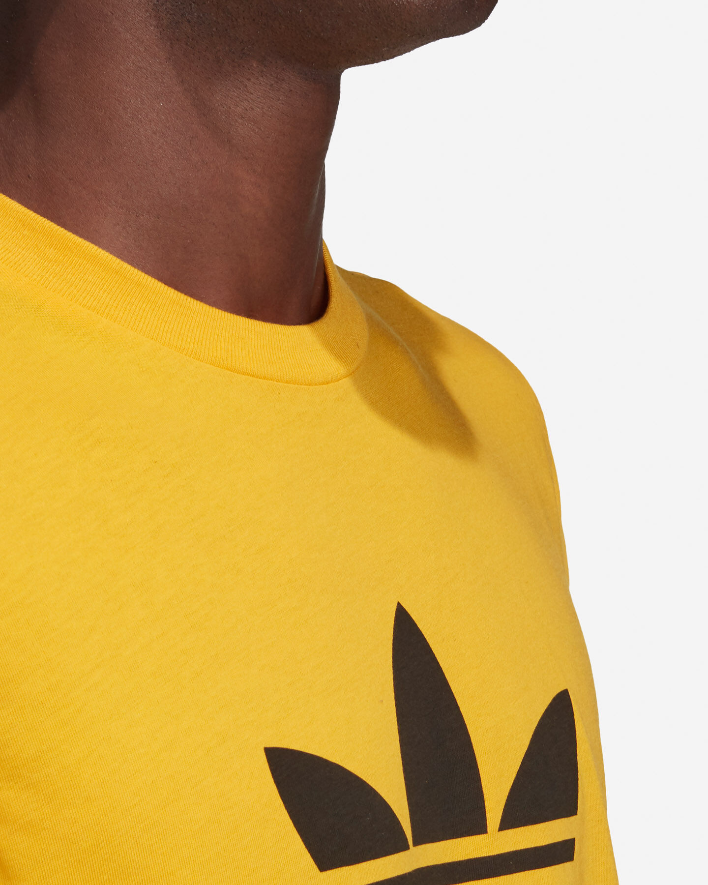 T-Shirt ADIDAS TREFOIL M S5210749 scatto 5