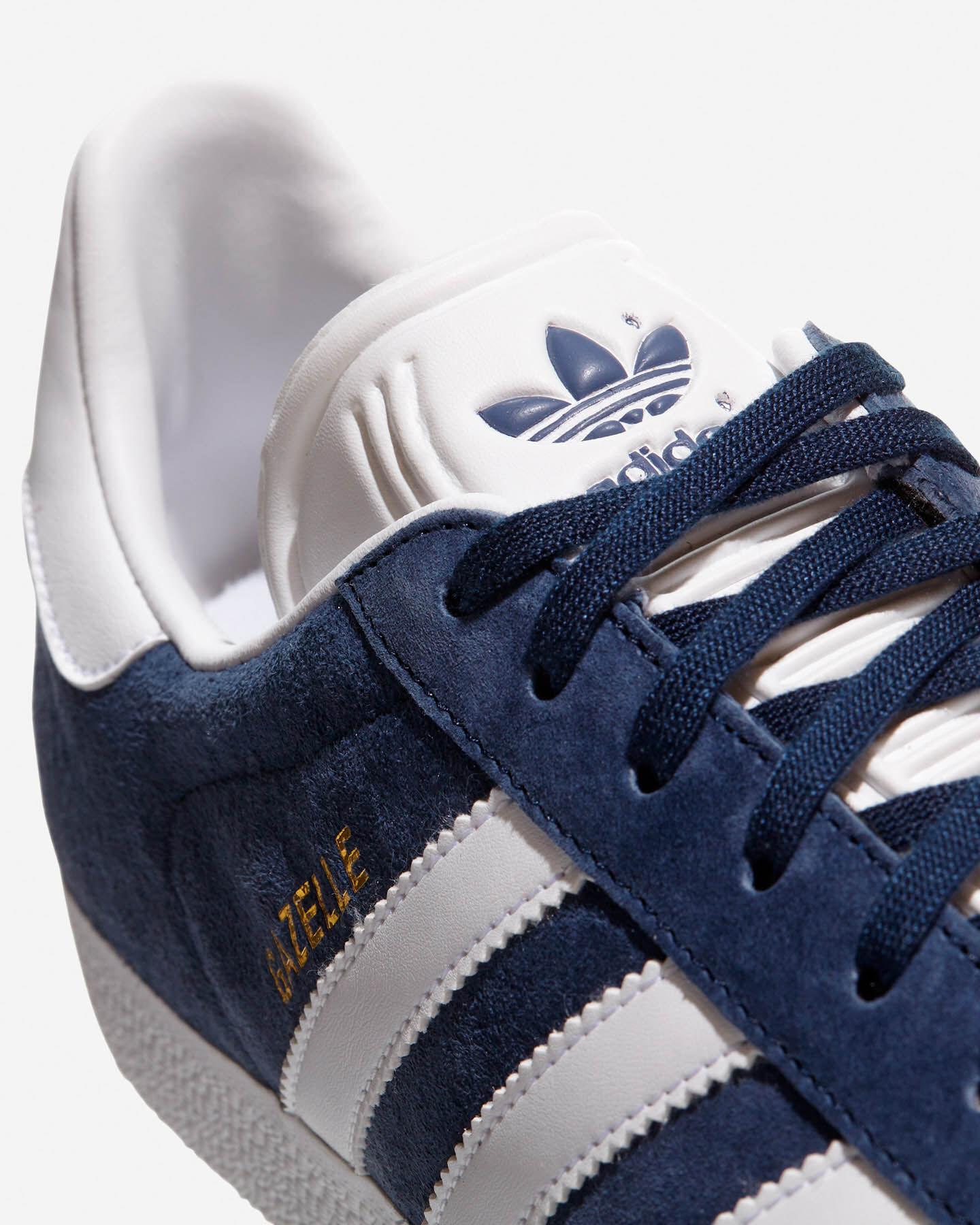 Scarpe sneakers ADIDAS GAZELLE M S4009336 scatto 5