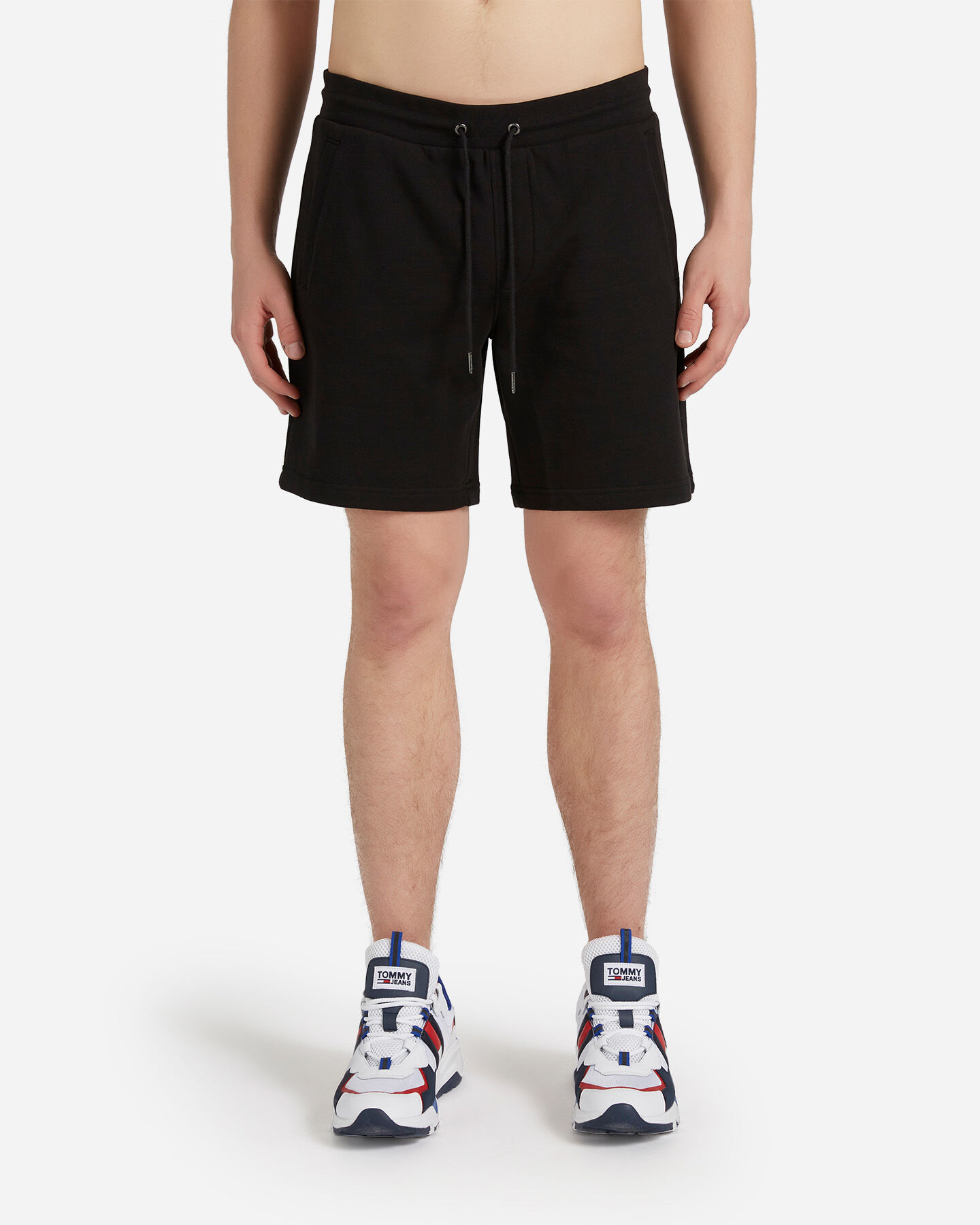 Pantaloncini TOMMY HILFIGER ESSENTIAL M S4089495 scatto 0