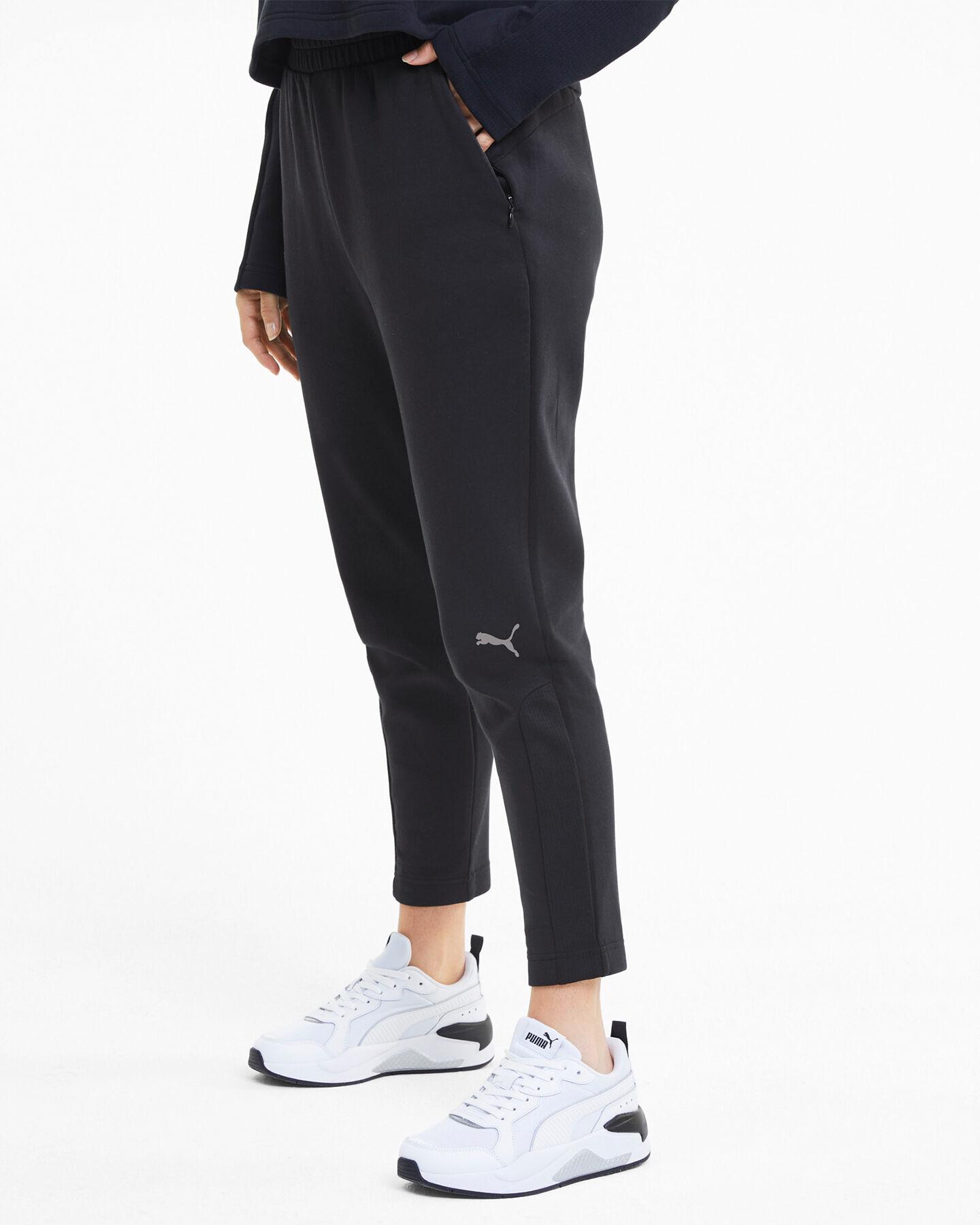 Pantalone PUMA DOUBLE W S5235217 scatto 2