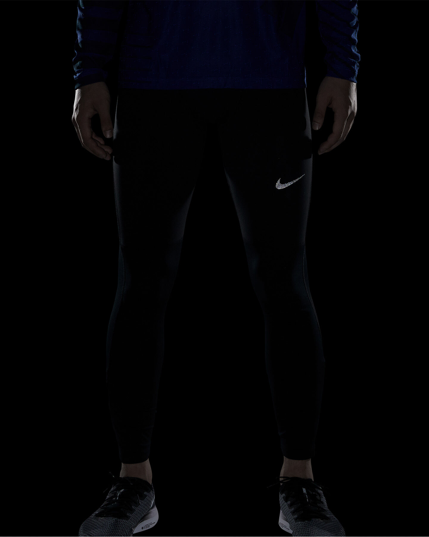 Fuseaux running NIKE RUN THERMAL REPEL M S5133579 scatto 5